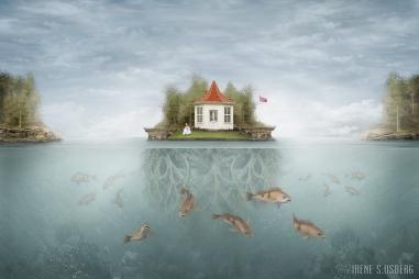 Silent-island